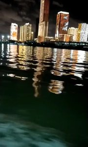 厦门鹭江夜景!