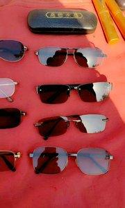 各式水晶眼镜