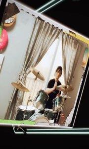 真的爱你(drum cover)