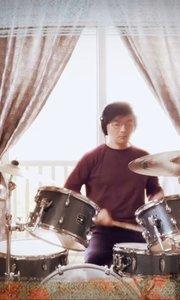 出逃的月光(drum cover)