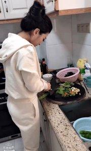 有口福啦……x想吃的來 lala親自下廚做口味蝦給你們吃