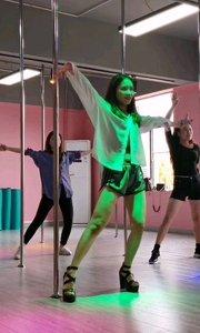 霸屏大长腿#舞蹈