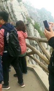 无限风光在险峰,游嵩山少林寺三皇寨景区之一。