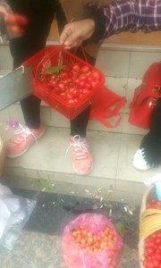 六一儿童节快乐!买樱桃的故事……