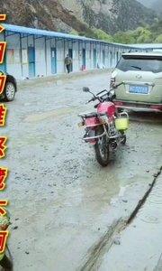 我们工地对面就是西藏.一定还要去一次#西藏拉萨 #西藏日格则 #带着爱人穿越