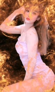 #风里雨里我的心只属于你 #颜即是正义 #花椒好舞蹈   像美女吗?不像删了