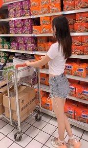 别人逛超市都是买买买,而我就是搞事情?