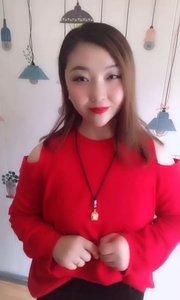 红色喜庆哈