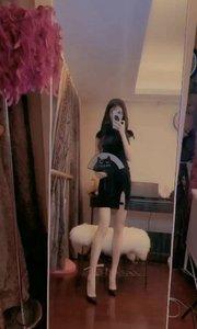 爱上了我的黑色旗袍#新主播来报道