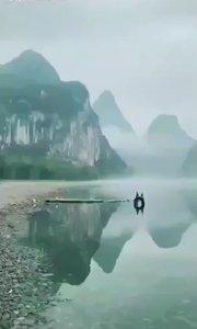 桂林山水好美吧桂林市阳朔县