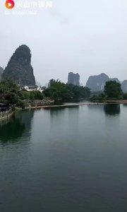 桂林阳朔漓江山水