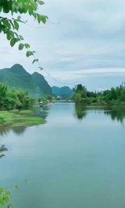 桂林山美水美