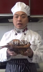 春节到了,剁辣椒蒸腊鸡
