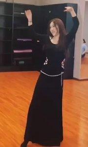 #爱跳舞的我最美 再冷的天也挡不住爱跳舞的我