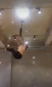 [爱心]  #钢管舞系高空吊环舞[嘿哈][嘿哈][嘿哈]