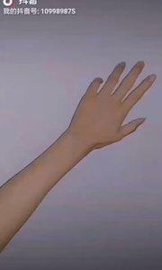 明明是女孩子 为什么手那么像男孩子呢