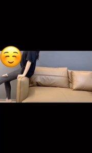 #搞笑是刚需 沙发变装??