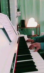 #One Summer's day #joehisaishi   Cover joehisaishi piano   没有教我的老师只能跟着他弹 这样练练就好。。?  一日一弹?