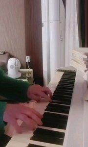 在韩国的我家练钢琴  #Beethoven variationen?
