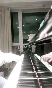 最喜欢真真钢琴的音量#爱钢琴   #moon river