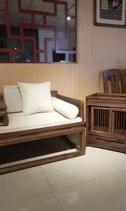 打心底里喜欢这样的新中式家具,但是总有人说我的心态变老,我该怎么办?家具风格和年龄有关系吗?