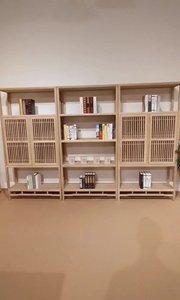 #新中式家具 #禅意家具 #家具定制 #新中式书柜 很多时候不是我们拥有的太少,而且我们计较的太多,新中式禅意家具让你找回自己。