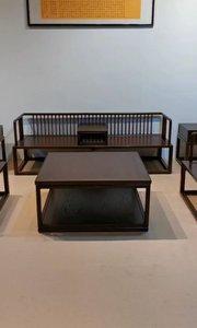 #新中式沙发 #禅意沙发 #全屋家具定制 #中国加油万众一心
