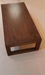 新中式家具就是有这样的魅力,禅意榻榻米非常适合修身养性#定制家具#榻榻米#炕桌#新中式家具#飘窗一角#