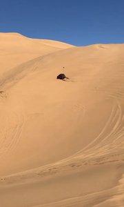 乌兰布和沙漠双子锅!