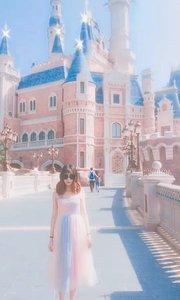 上海迪士尼 尬舞❤️