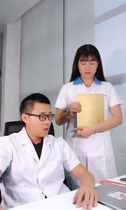 这男医生也是……#搞笑不要停