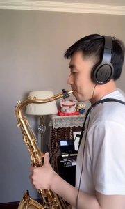 《美人吟》与民乐配器感觉还可以?#萨克斯 #音乐 #作品推广 #热门