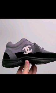 Y03H5  顶级【嘀~】指定版‼️芯片可扫‼️ #Chanel #香奈儿 20ss休闲复古运动鞋