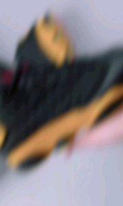 Air Jordan 13 黑黄 3D全息猫眼 Prime Asia贝利皮料  内置后掌气垫  碳板加持 大底3M猫眼
