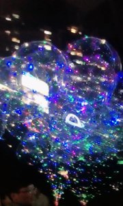 好美啊 气球~ 需要你们的点赞评论转发~
