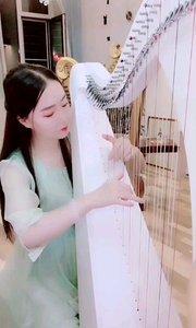 竖琴演奏《何以歌》