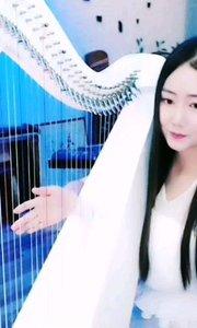 竖琴演奏《真的爱你》