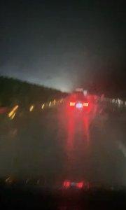 前往九华山,一路大雨!加油