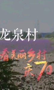 #美丽乡村 #庆70华诞  看美丽乡村 庆70华诞——宁夏石嘴山市大武口区长胜街道龙泉村(1)