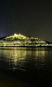 北京雁栖湖夜景……