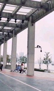 杨浦大桥,溜金粉铁马来了。#十一出游随手拍