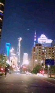 美丽夜上海,#精彩录屏赛 #900米 灿烂妙魔都。#又嗨又野在玩乐