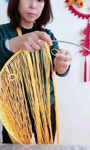 编织招财树。#又嗨又野在玩乐