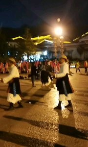 独克宗藏族晚会