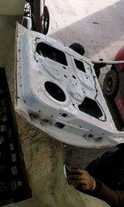 废钢废铁撕碎破碎回炉