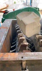 定制型专用加气块粉碎
