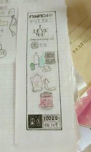 这些都是六年级的时候画的喔!