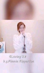 渺同学《Loving U》#好声音