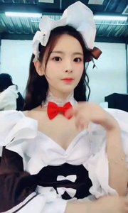杨超越《爱的魔法》手势舞