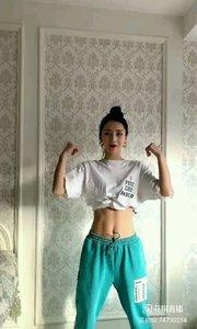 #武汉加油 不能出门,宅在家里看舞蹈视频,为国做贡献